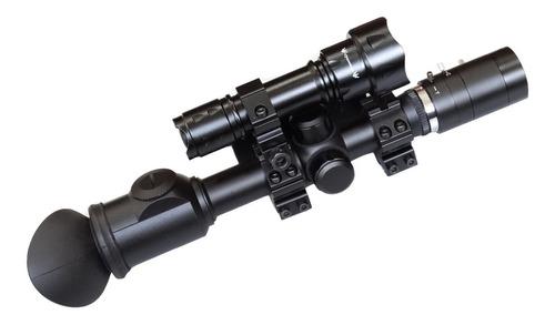 Visão Noturna Zr5  Infravermelho Zoom Óptico 5x