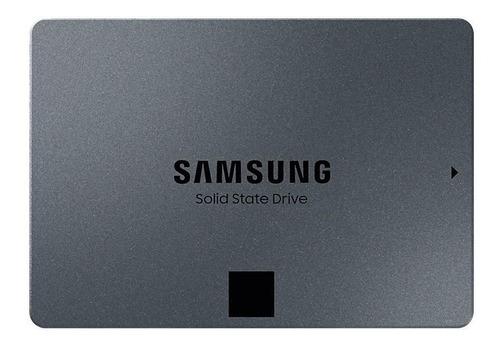 Disco Sólido Interno Samsung 870 Qvo Mz-77q2t0 2tb Preto