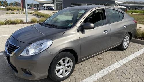 Nissan Versa Advance M/t 1.6 2013