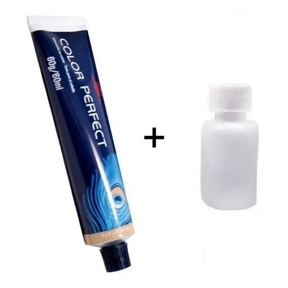 Tintura Wella Color Perfect 60g + Agua Alfi Nova 100ml