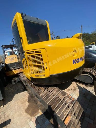 Escavadeira Pc 138 Komatsu Ano 2009