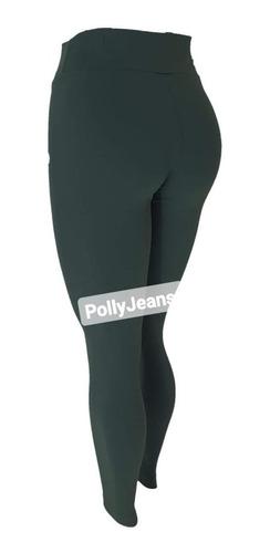 Calça Legging Plus Size K2b Básica Alta Qualidade Preta Original G1  G2  G3  Qualidade Tecido Grosso