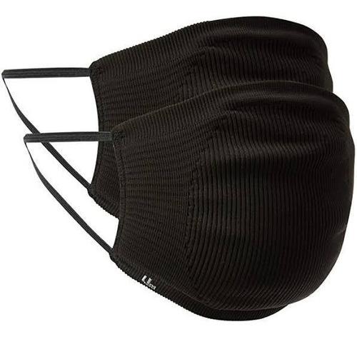 Kit 2 Máscaras De Proteção Lupo Fit Antimicrobial Lavável Nf