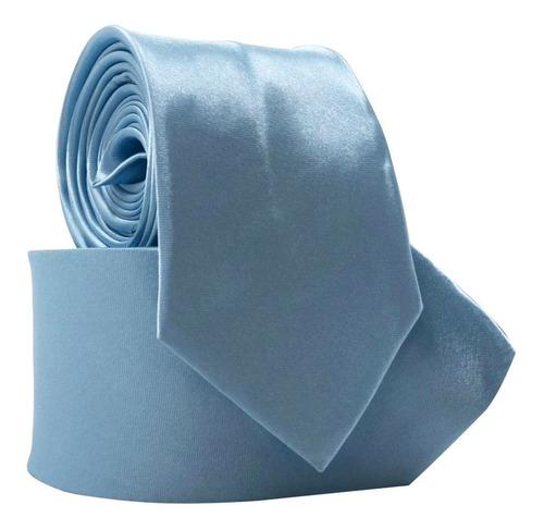 1 Gravatas Azul Serenity