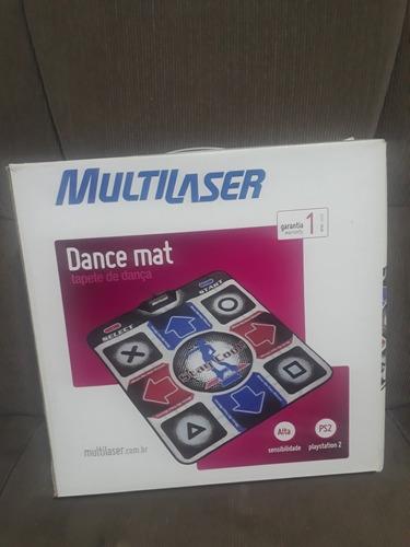 Tapete De Dança Ps2 ( Multilaser ) Novo