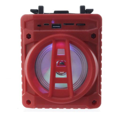 Caixa Som Bluetooth Amplificada Usb Mp3 Radio Fm Sd 300w E83