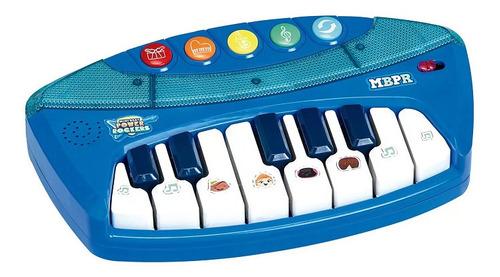 Teclado Musical Infantil Mini Beat Power Rockers