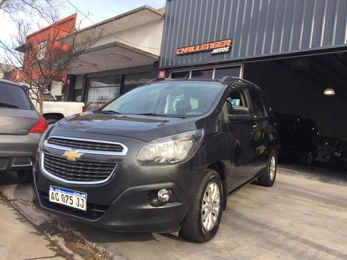 Chevrolet Spin 1.8 Ltz 7as At 105cv L19 2018