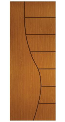 Porta De Madeira Frisada Cantareira Mgm 210cmx70cm Gh