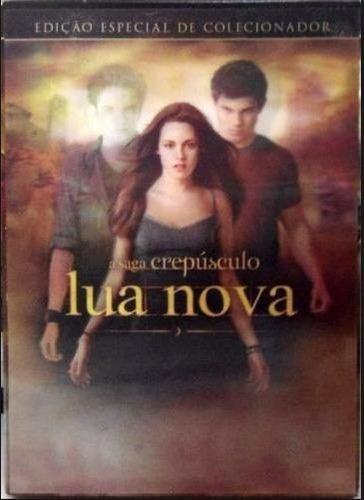 Crepusculo Dvd Duplo C/ Luva Orig Novo Lacre Capa Tridimenci Original