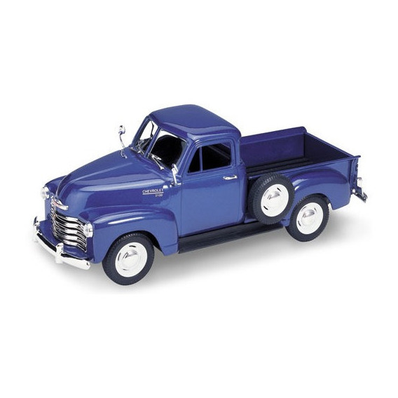 Camioneta Chevrolet Pick Up 1953 (1:24) Original Welly