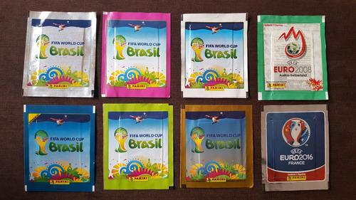 Panini Sobres Mundial De Fútbol Brasil 2014 Coleccionables.