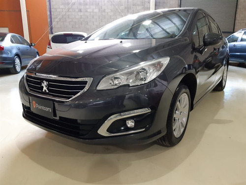 Peugeot 408 1.6 Active 4 Puertas 2016 Nafta Pointcars