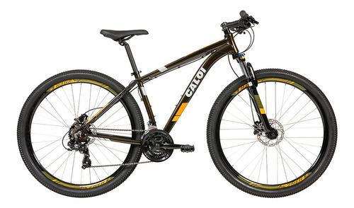 Bicicleta Mtb Two Niner Pro Aro 29 - Susp - 21 Vel - Vrd Met