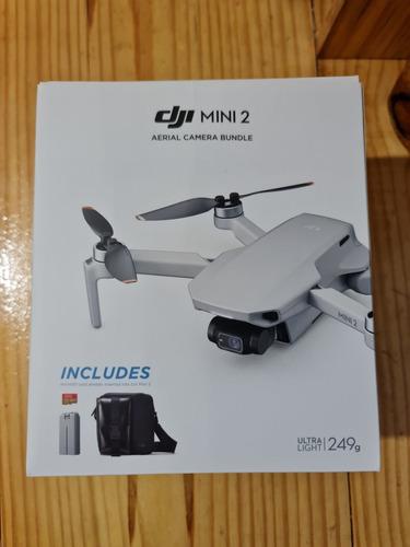 Drone Dji Mini 2 Aerial Bundle Combo Single