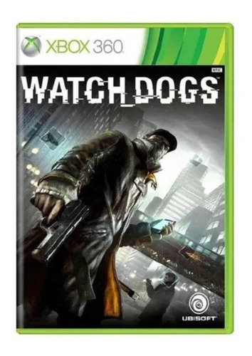 Watch Dogs  Ubisoft Xbox 360  Físico