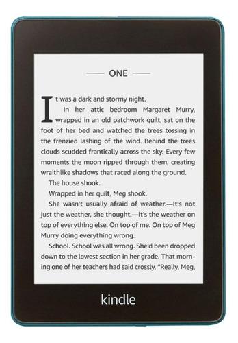 E-reader  Kindle Paperwhite 10 Gen 32gb Azul Con Pantalla De 6  300ppp