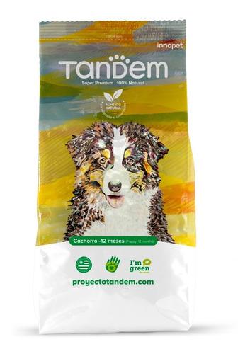Tandem Super Premium Perro Cachorro 18 Kg Racionya