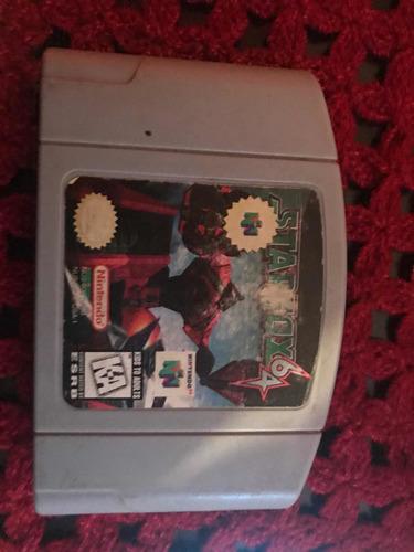 Star Fox 64 Nintendo 64 Videojuego