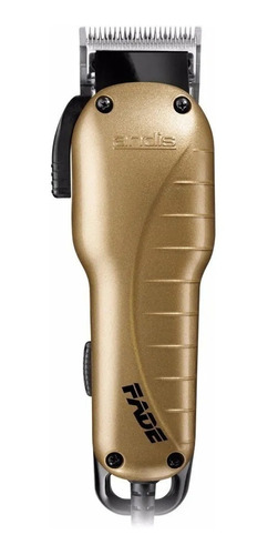 Cortadora De Pelo Andis Fade Us-1 Metallic Gold 120v