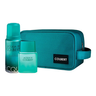 Acqua Di Colbert Neceser Eau De Toilette X60 Ml + Deo