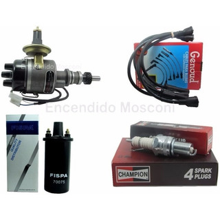 Kit Distribuidor Electronico Completo Ford Taunus 2.0 2.3