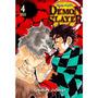 Kimetsu No Yaiba: Demon Slayer Volume 4