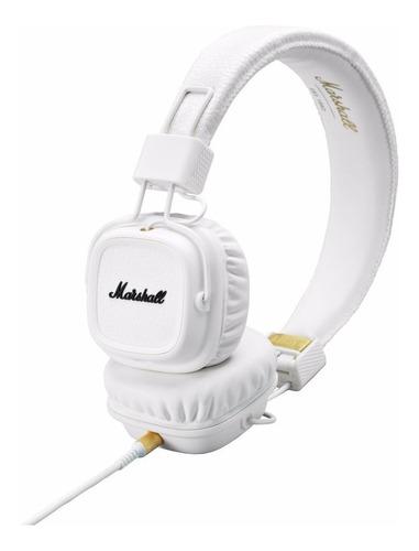 Auriculares Marshall Major Ii White