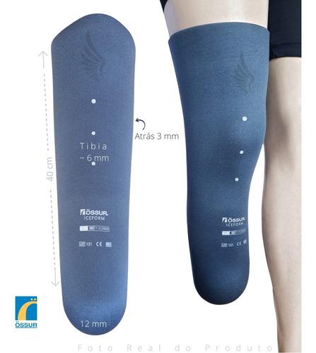 Ossur Liner Silicone Tecido Transtibial Prótese De Perna