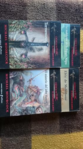 Colección  Cronicas De Elric  (2 Libros)