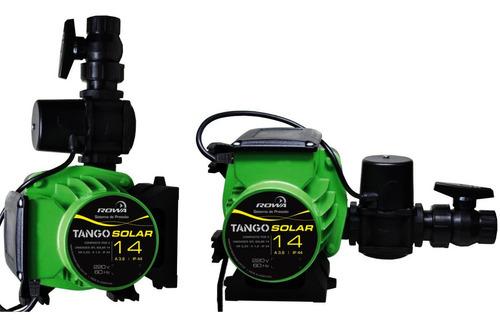 Pressurizador De Água Pós Boiler Tango Solar 14 220v Rowa