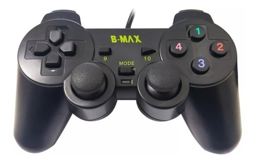 Controle Usb Modelo Playstation