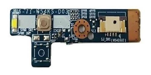 Boton Placa Encendido Original Bgh Positivo E900 E950 Y Siml