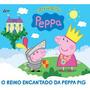 Livro Peppa Pig Livro teatro
