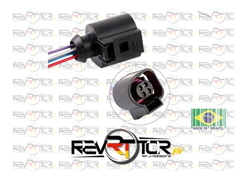 Conector Valvula Temperatura Fox Crossfox Spacefox Polo Bora