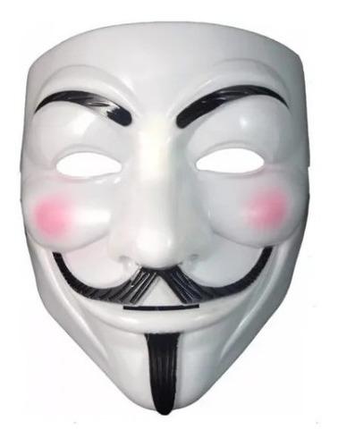 Mascara Anonymous Fantasia Com Elastico