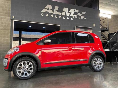 Volkswagen Up! Cross 5ptas Mod 2016 Excelente Estado!!!