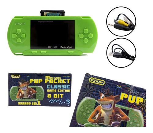 Videogame Portátil Tipo Psp Infantil Com Jogos