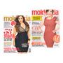 Revista Moda Plus Size Moldes Práticos 2 Revistas Novas
