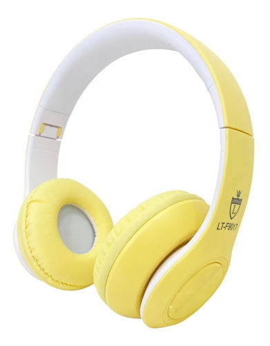 Fone De Ouvido Sem Fio Headphone Super Bass Wireless Lintian