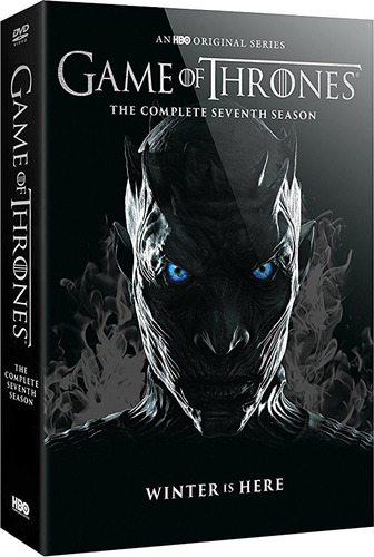 Game Of Thrones - Temporada 7 En Dvd Original