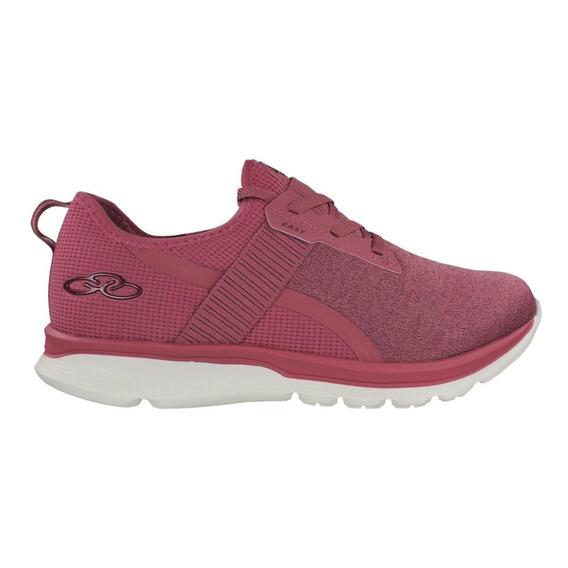 Zapatillas Olympikus Running Mujer Easy Rosa Cli