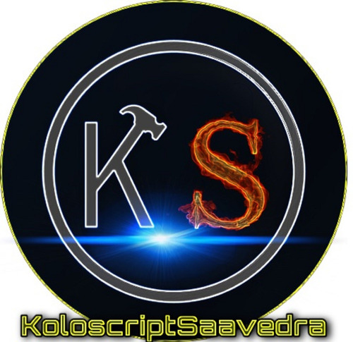 Aplicación Script Propia  Kolotibablo Koloscriptsaavedra