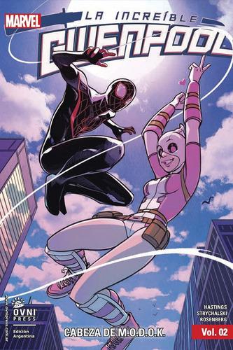 Marvel - La Increíble Gwenpool Vol. 1 - 2