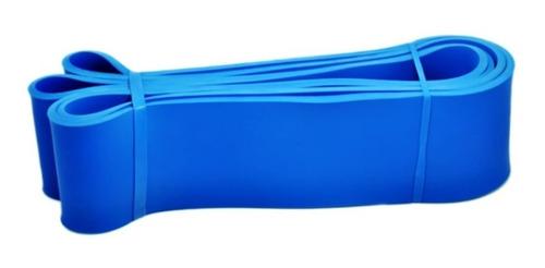 Banda Elastica De Poder 48-110lbs 38mm Color Azul Clara