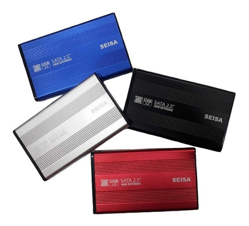 Carry Disk Case Usb 2.0 Hd 2.5 Sata Externo Hdd 6005a