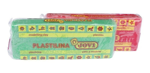 Plasticina Individual 150g - Infantozzi