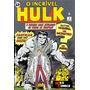 O Incrível Hulk Cronologia