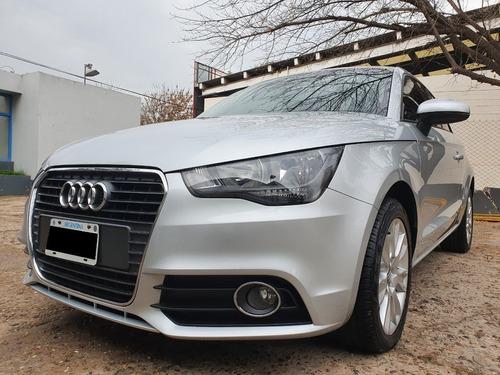 Audi A1 1.4t Tfsi Año 2014 Color Gris Plata As Automobili