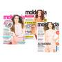 Revista Moda Molde & Cia Especial Alfaiataria Casacos